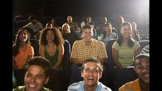 A Kid Makes the Audience Laugh During Aquaman Friday Night