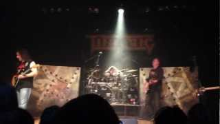Titanic - Netvor AIDS, Live 27.12.2012 Metalové Vánoce v Semilasse Brno (CZE)