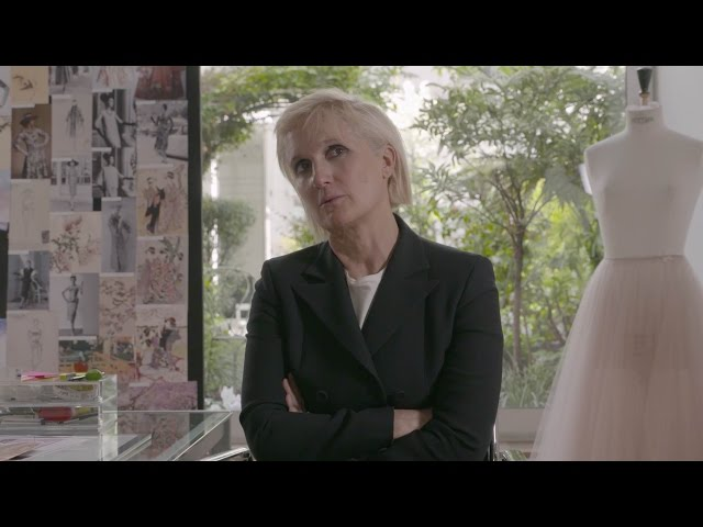 Dior Tokyo 2017 - Interview with Maria Grazia Chiuri