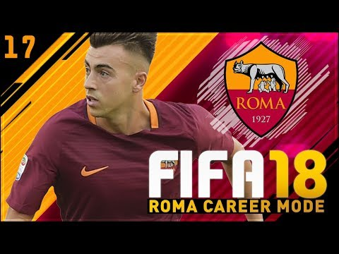 FIFA 18 Roma Career Mode S2 Ep17 - MASSIVE TITLE RACE GAME!!