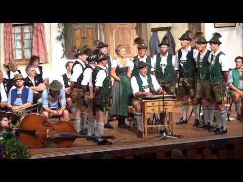 D´Hindelaongar Holzar (Jodlergruppe Ostrachtal)