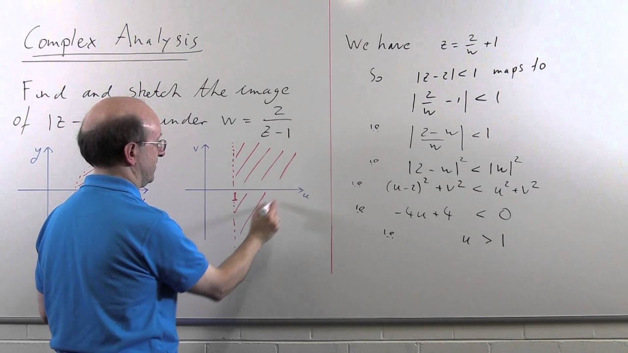 Complex Analysis 02: Mappings - YouTube