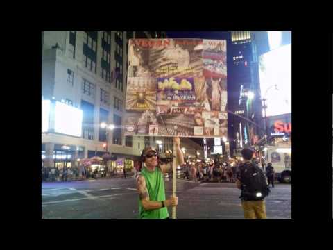 NYC Animal Activism (New York City LA LV TX FL Chinese India Food Cook Recipes)