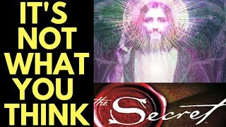 Jesus, Christianity and the Law of Attraction (The Truth)