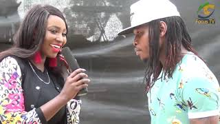 Timmy Tdat turns up at 2sides show with your gal Hellenita