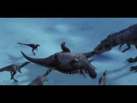Gorgosaurus Tribute - Rise