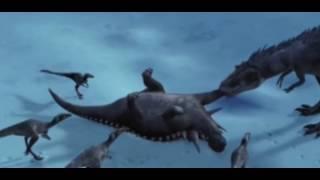 Gorgosaurus Tribute - Rise