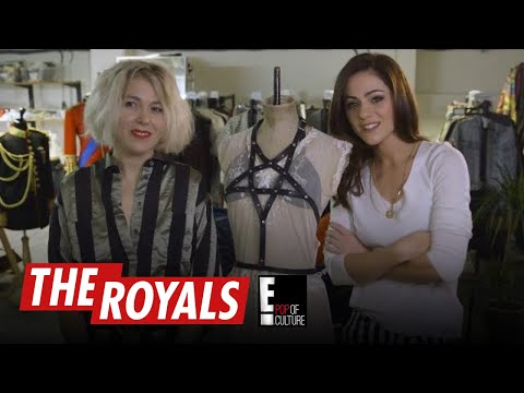 """The Royals"" Alexandra Park's Season 4 Episode 1 Favorite Look | E!"