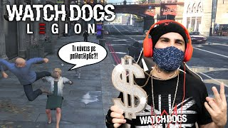 Goal: To Find a Chick! (3J Plays Watch Dogs: Legion)