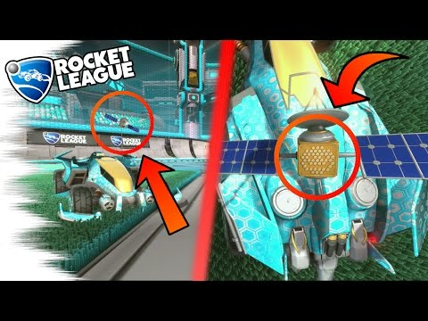 5 MORE Rocket League GLITCHES, EASTER EGGS, SECRETS You Don't Know! STARBASE ARC Gameplay, Crates)