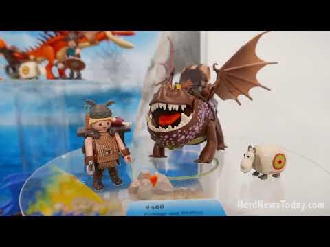 NY Toy Fair 2018 - Dreamworks