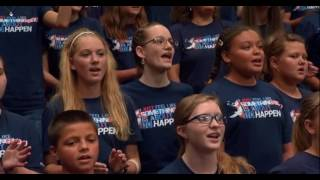i just feel like something good is about to happen iyc 2015 choir