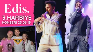 EDİS 3.HARBİYE KONSERİ | 25.06.19 İSTANBUL Video