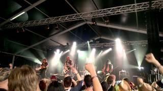 Poisonblack - Buried Alive.  South park festival,Tampere