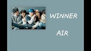 【繁體中字】WINNER AIR