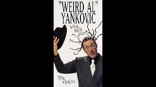 Weird Al Yankovich - Pretty Fly for a Jedi.........