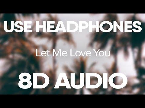 DJ Snake, Justin Bieber – Let Me Love You (8D Audio) Mp3