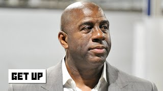 Magic Johnson discusses life without sports | Get Up