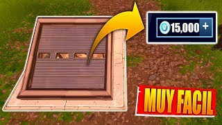 🔥I GET 15 000 PAVOS MERCI À FORTNITE'S SECRET BUNKER: BATTLE ROYALE BY BET