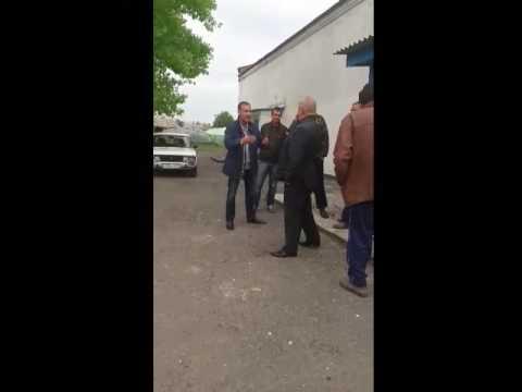 Зам. главы Семикаракорского района приехал в х. Жуков
