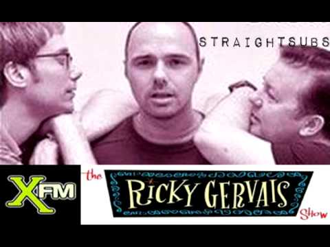 Ricky Gervais Radio Show - 5 October 2002