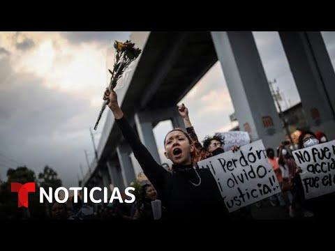 Noticias Telemundo en la noche, 7 de mayo de 2021   Noticias Telemundo