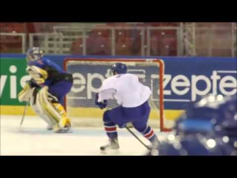 Robert Dowd Highlights - Troja/Ljungby 2012/2013