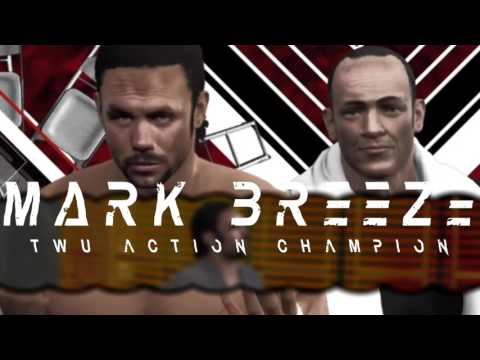 WWE 2k17 TWU Survival Promo - Mark Breeze Vs Russell Palmer For The TWU Action Title