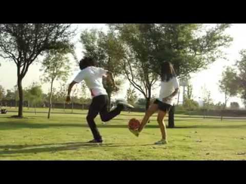 Futbol Amor Pareja Perfecta Adictosalfutbol Youtube