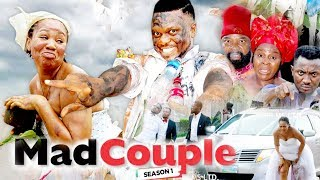 Download Video MAD COUPLE 1 - 2018 LATEST NIGERIAN NOLLYWOOD MOVIES MP3 3GP MP4