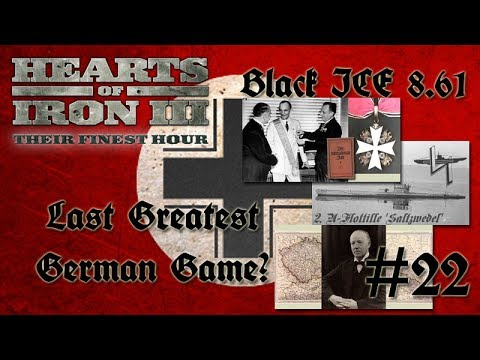 Hearts of Iron 3: Black ICE 8.6 - 22  (Germany) Henry Ford