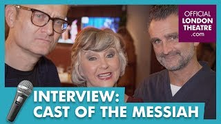 Interview with Hugh Dennis, Lesley Garrett and John Marquez