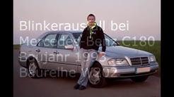 Mercedes W203 Blinker Defekt
