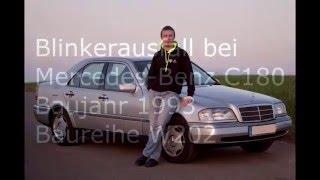 BLINKER GEHT NICHT BEI MERCEDES-BENZ C180 - BAUREIHE W202