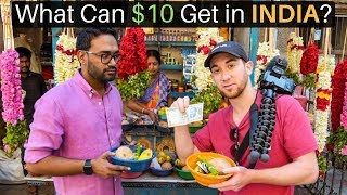 What Can $10 Get You in INDIA?!