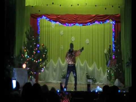 Тимофей Нетребин-танцуй