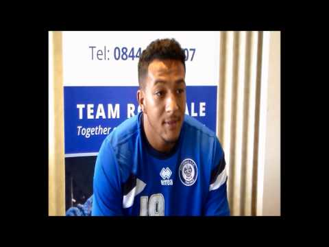 Nathaniel Mendez-Laing Interview: Rochdale AFC