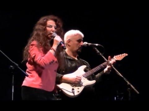 Napoli - Pino Daniele, l'album omaggio di Teresa De Sio (12.01.17)