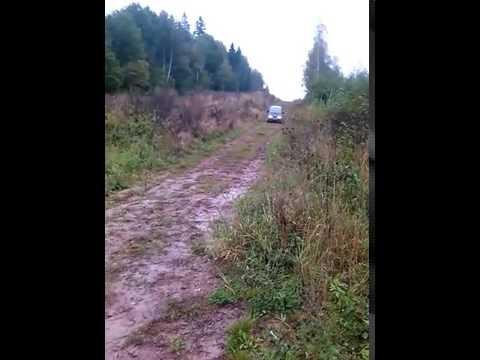 Download Toyota Estima Lucida 4wd 4x4 off-road №2