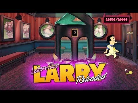 LEISURE SUIT LARRY 1: RELOADED [014] - Türette-Syndrom