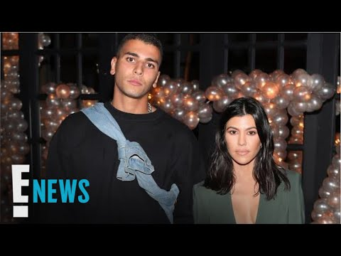 Kourtney Kardashian Gets Year-End Tribute From Ex Younes Bendjima | E! News