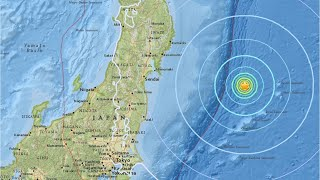 6.1 Magnitude Earthquake Strikes Japan One Day After Mexico City Quake