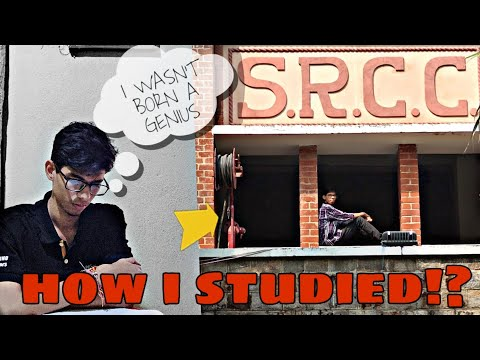 how-i-studied-in-class-12-||-strategy-to-study||-srcc-||-class-12-board-||-overall-strategy