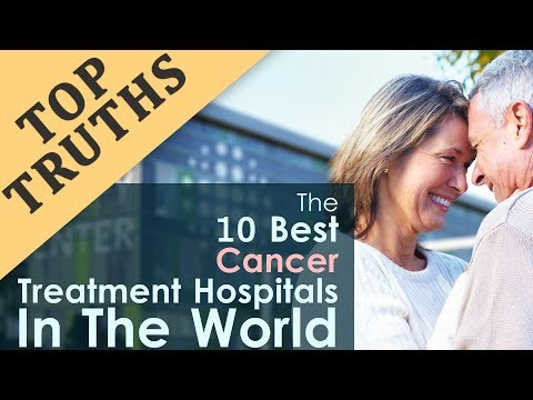 Top 10 Cancer Treatment Institute / Hospital / Medical Center (Part 1)