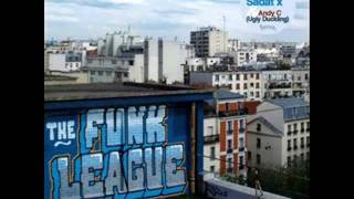 The Funk League - You're Gonna Learn ft. ANDY C/Ugly Duckling (upbeat version)