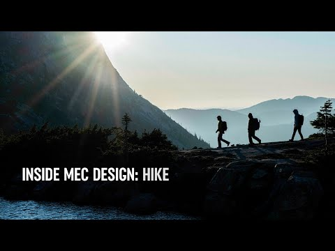 Inside MEC Label | Hike Collection