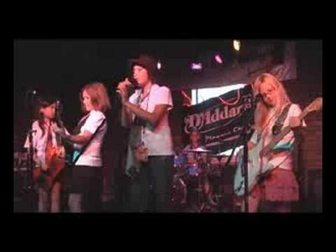 Bay Area Girls Rock - The Jetz
