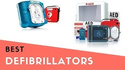 The 5 Best Defibrillators Review -  Do you need an automated external defibrillators [AED Ranked]