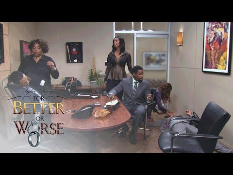 The Guys Find Out All 3 Women Are Pregnant   Tyler Perry's For Better or Worse   OWN