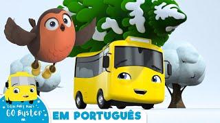 Download Video Desenho para Bebe   Ônibus Buster   O Primeiro Natal com Neve   NOVO DESENHO!   Desenhos Animados MP3 3GP MP4